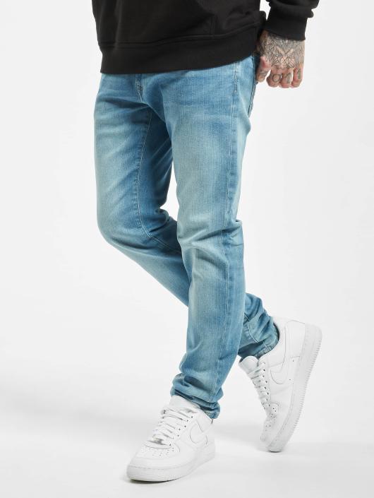 Petrol Industries Straight fit jeans Sherman blauw