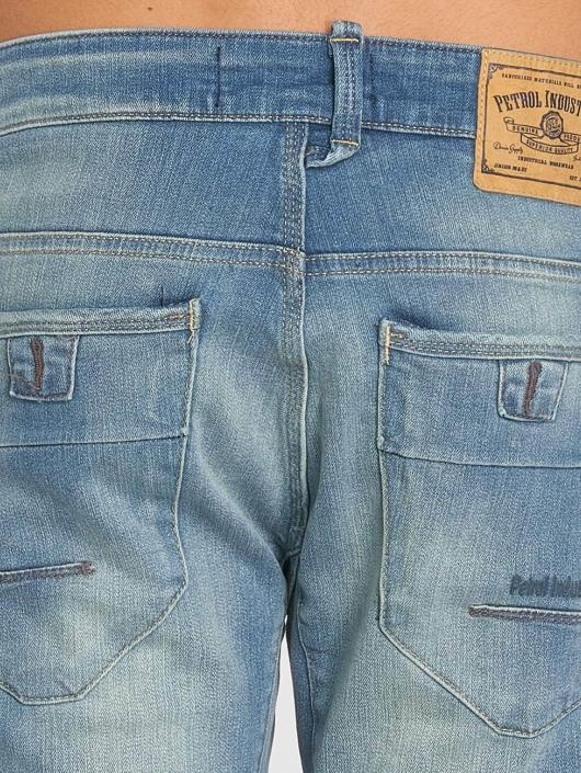Petrol Industries Straight Fit Jeans Mechanic Tapered blue