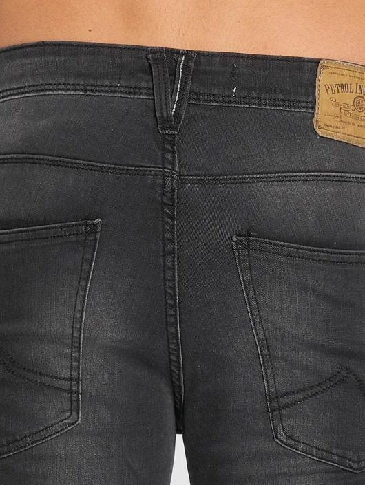 Petrol Industries Straight Fit Jeans Narrow Straight Fit schwarz