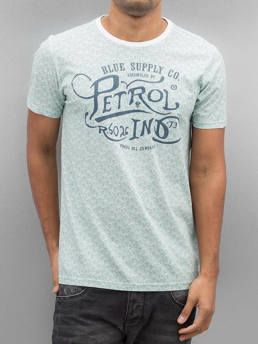 Petrol Industries T-Shirt Cadet blue