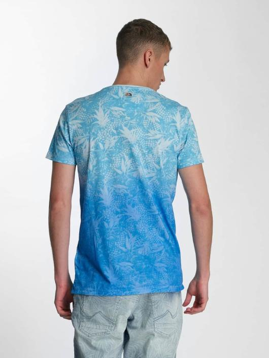 Petrol Industries T-Shirt Dry Goods & Supply blue