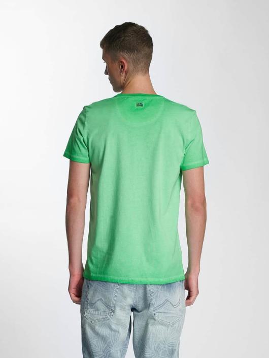 Petrol Industries T-Shirt Crude Oil green