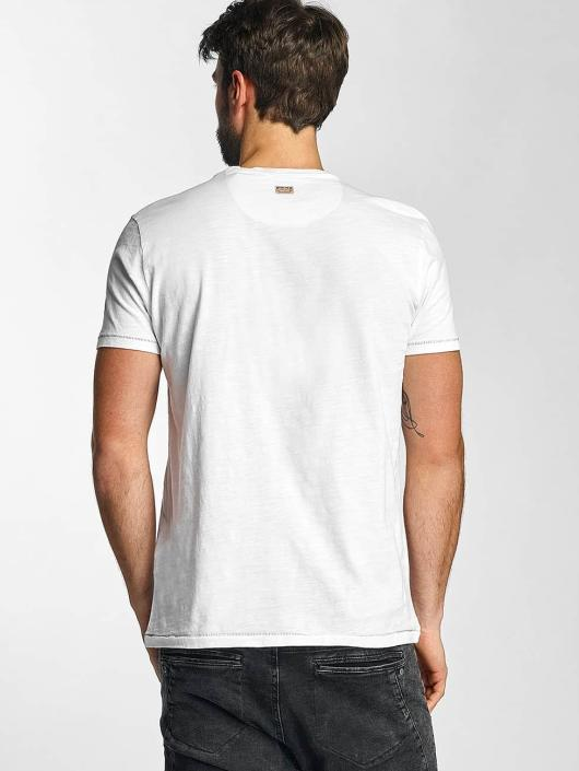 Petrol Industries T-Shirt Lobster white