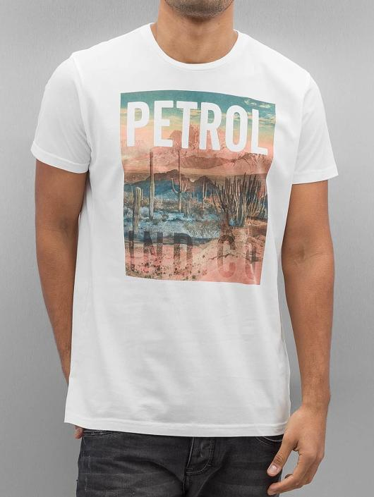 Petrol Industries T-Shirt Bright white