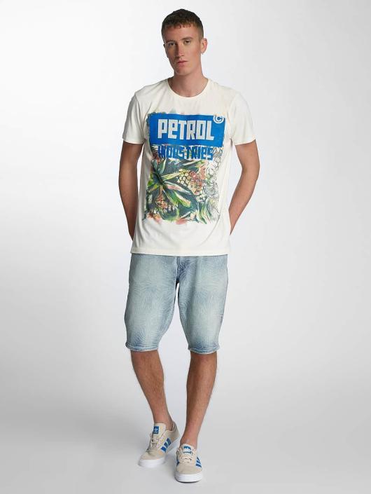 Petrol Industries T-Shirt Summer white