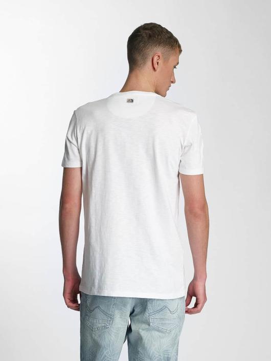 Petrol Industries T-Shirt Shark white
