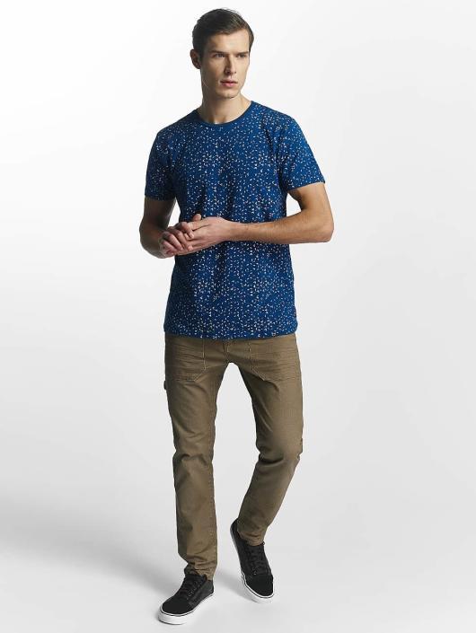 Petrol Industries T-skjorter Triangle indigo