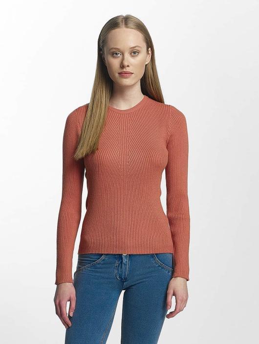 Pieces Пуловер pcVesla розовый