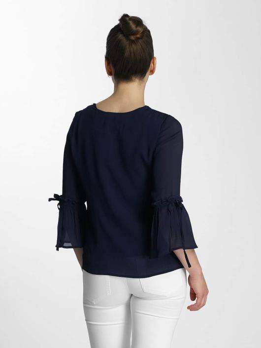 Pieces Blouse/Tunic pcElia blue