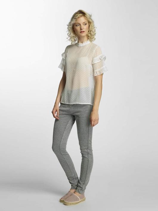 Pieces Blouse/Tunic pcVictoria white