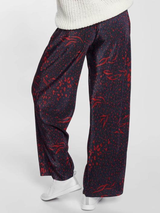 Pieces Chino pants pcMalou blue