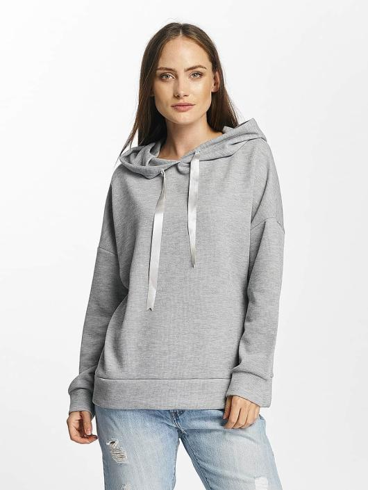 Pieces Hoody pcCille grau