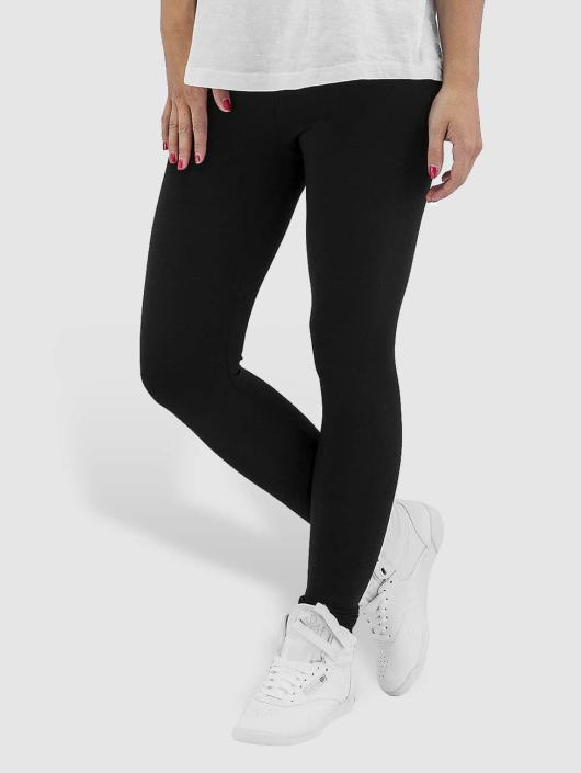 Pieces Leggings/Treggings Edita Long svart