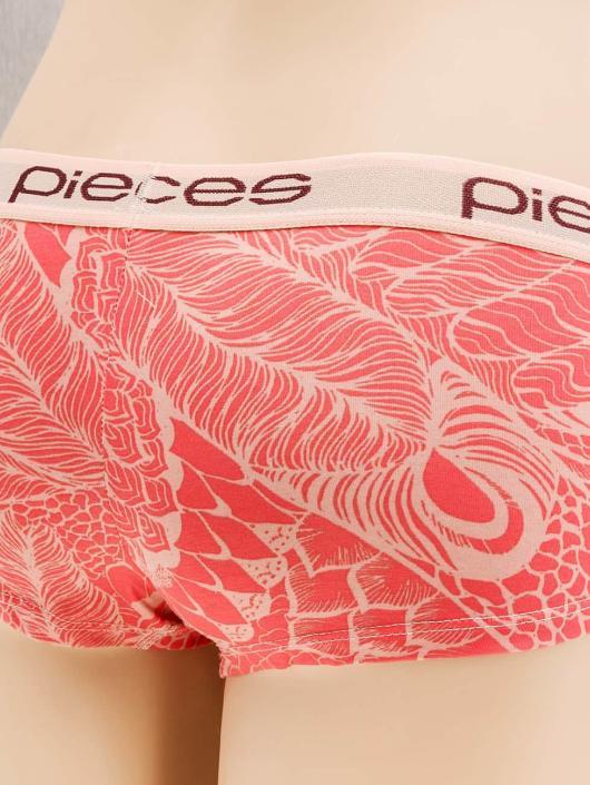 Pieces Lingerie pcLogo rose
