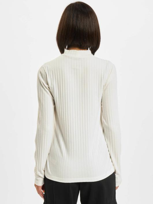 Pieces Longsleeve pcAmy white