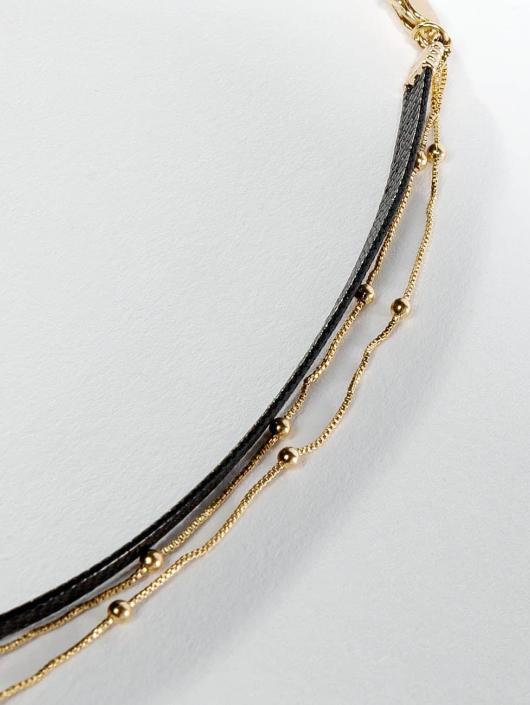 Pieces Necklace pcNanna gold