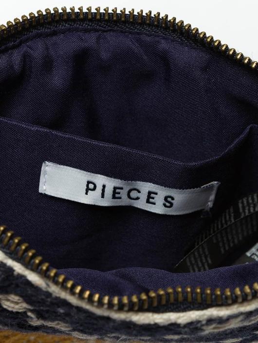 Pieces Peňaženky pcSamantha Clutch modrá