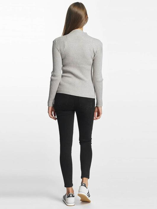 Pieces Pullover pcDesla gray