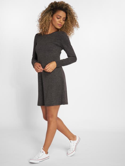 Pieces Robe Pcwonder Ls Dress Noos gris