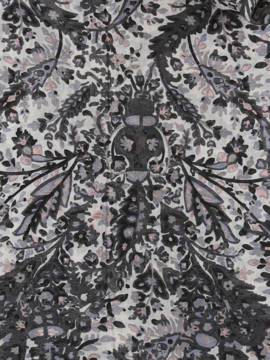 Pieces Sjal/tørkler pcMarch grå