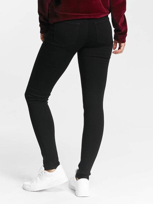 Pieces Skinny Jeans pcShape Up schwarz