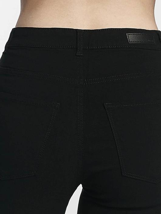 Pieces Skinny Jeans pcHigh schwarz