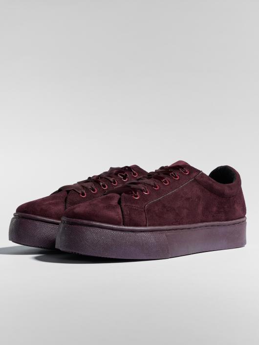 Pieces Sneakers psMonet fioletowy