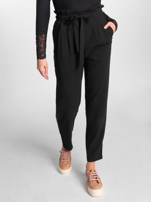 Pieces Spodnie wizytowe pcTally czarny