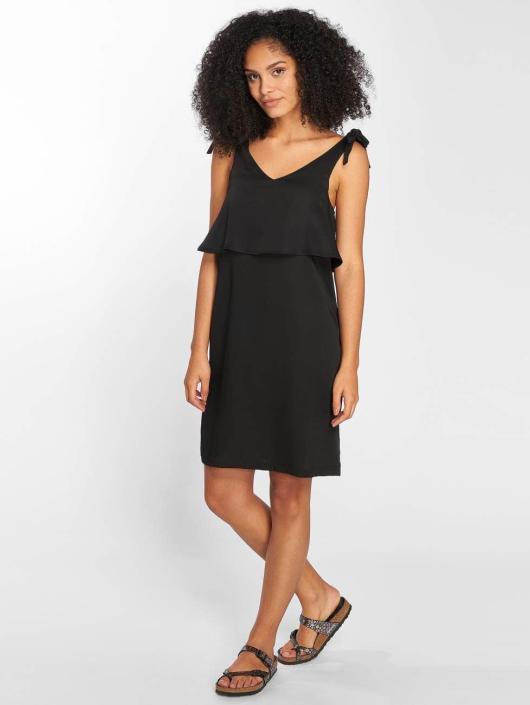 Pieces Sukienki pcGrizela czarny