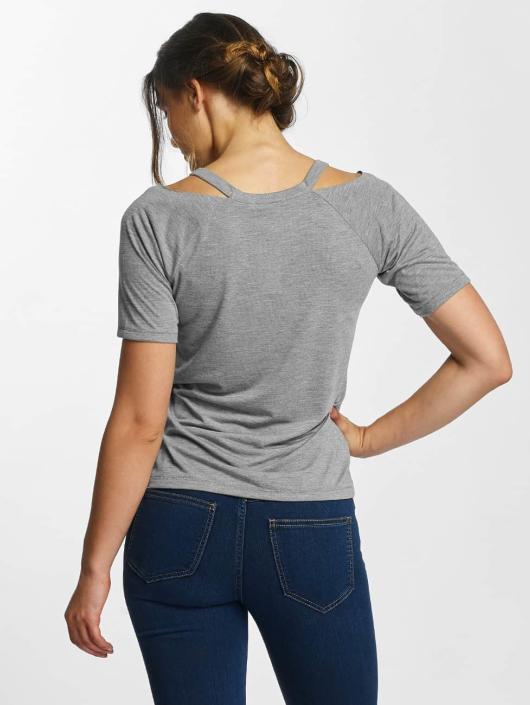 Pieces T-Shirt pcLaurel gray