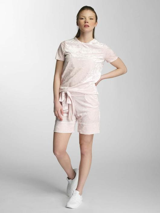 Pieces T-Shirt pcEdith rosa