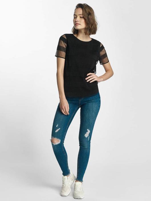 Pieces T-Shirty pcNatalie czarny