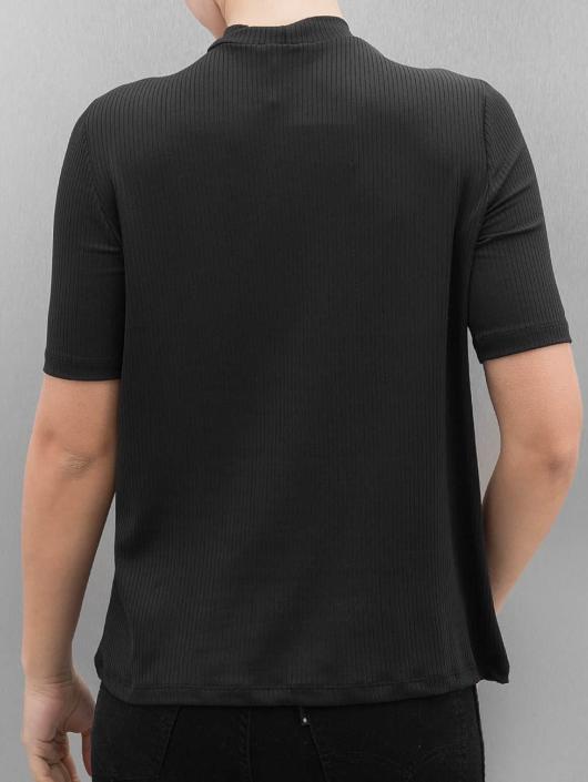 Pieces T-skjorter pcMagna svart