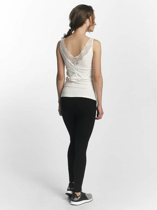 Pieces Top pcLoa white