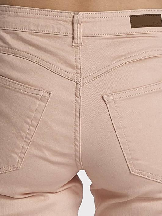 Pieces Tynne bukser pcPushup rosa