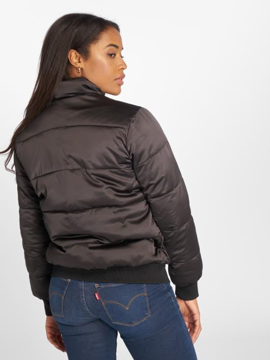 Pieces Winter Jacket pcLamillon black