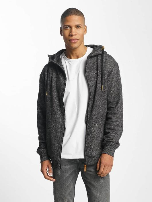 Platinum Anchor Zip Hoodie Hookipa grey