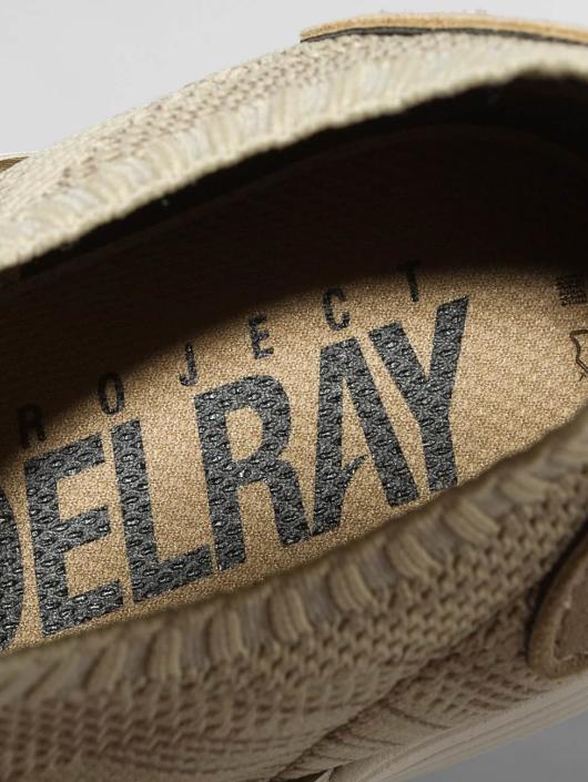 Project Delray Czapki Wavey bezowy