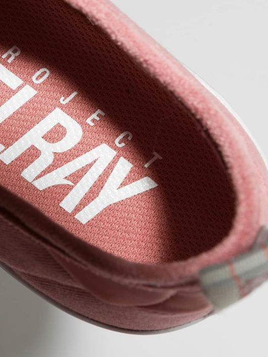 Project Delray Sneakers C8ptown Plateau pink