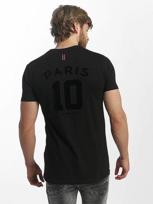 PSG by Dwen D. Corréa T-Shirt Red black