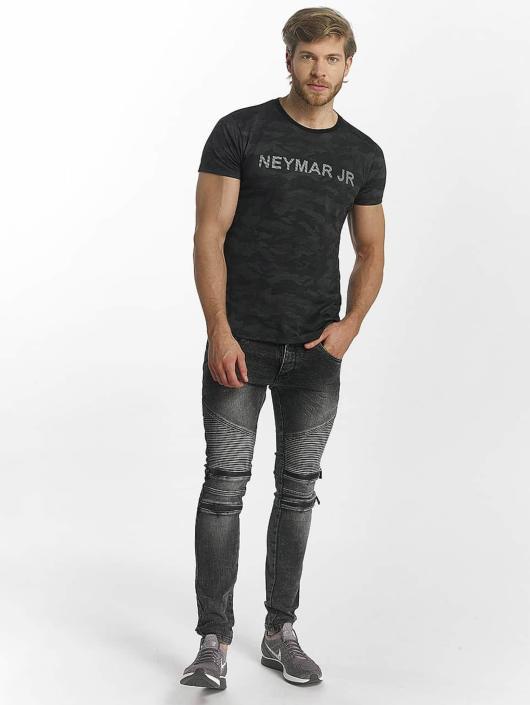 PSG by Dwen D. Corréa T-Shirt Nahil black