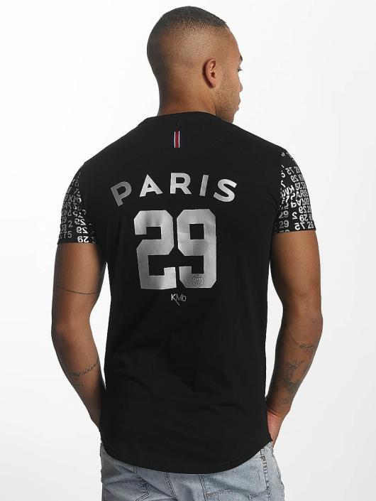 PSG by Dwen D. Corréa T-Shirt Kylian black