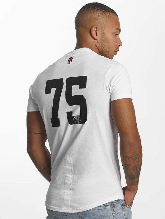 PSG by Dwen D. Corréa T-Shirt Paris blanc