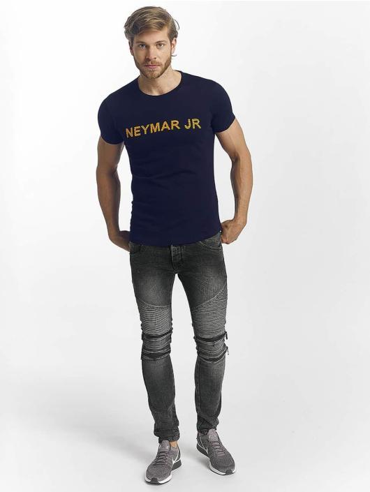 PSG by Dwen D. Corréa T-Shirt Nahil bleu