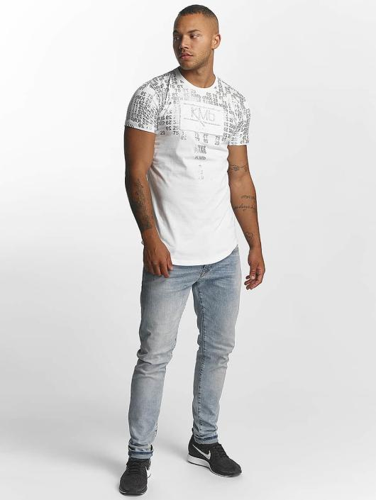 PSG by Dwen D. Corréa T-shirts Kylian hvid