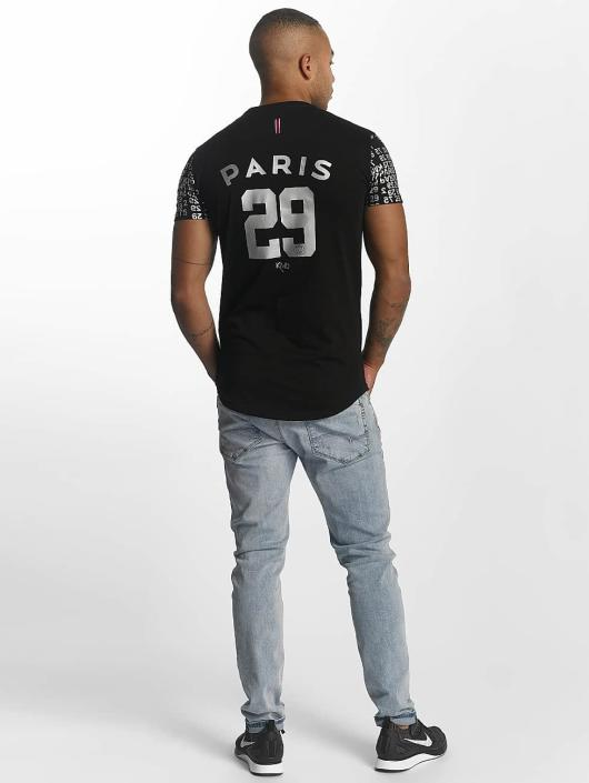 PSG by Dwen D. Corréa T-shirts Kylian sort