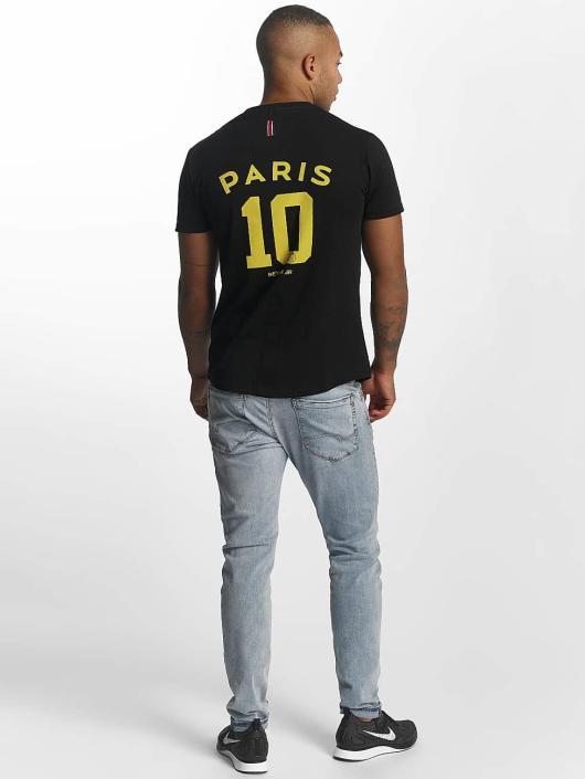 PSG by Dwen D. Corréa T-Shirty Neymar czarny