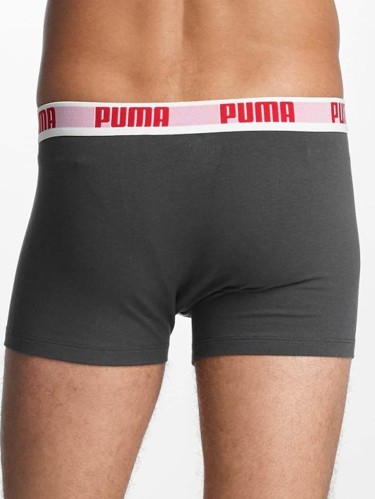 Puma Boxer 2-Pack Basic Trunk bleu