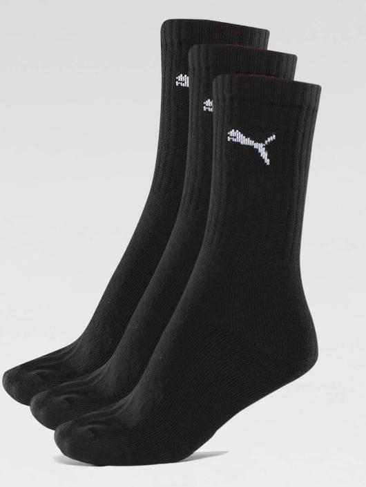 Puma Dobotex Socken 3-Pack Sport schwarz
