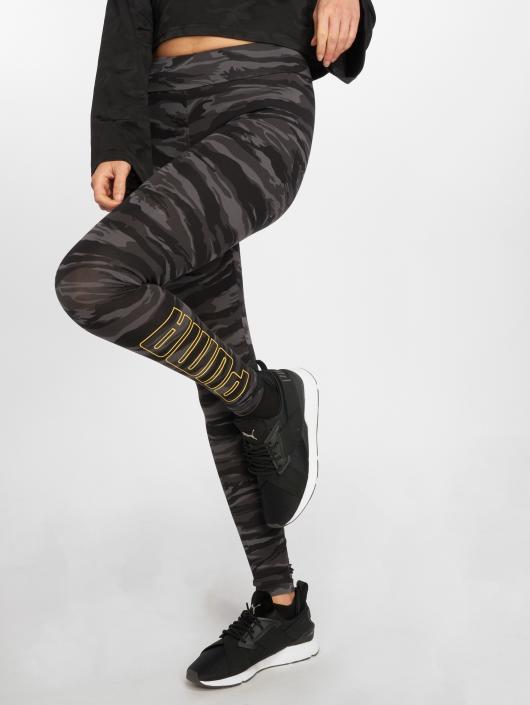 e0c19dae16 Puma | Camo noir Femme Legging 506147